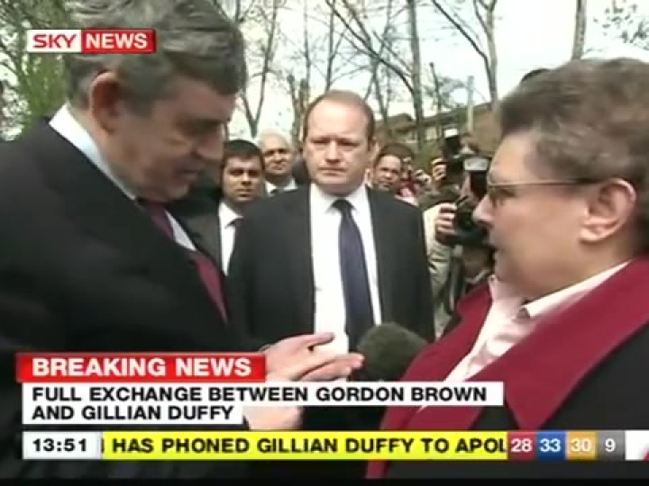 Gordon Brown and