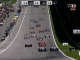 F1 2001 Austria highlights by ClassF1