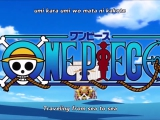 One Piece - 19. opening (We Can!)
