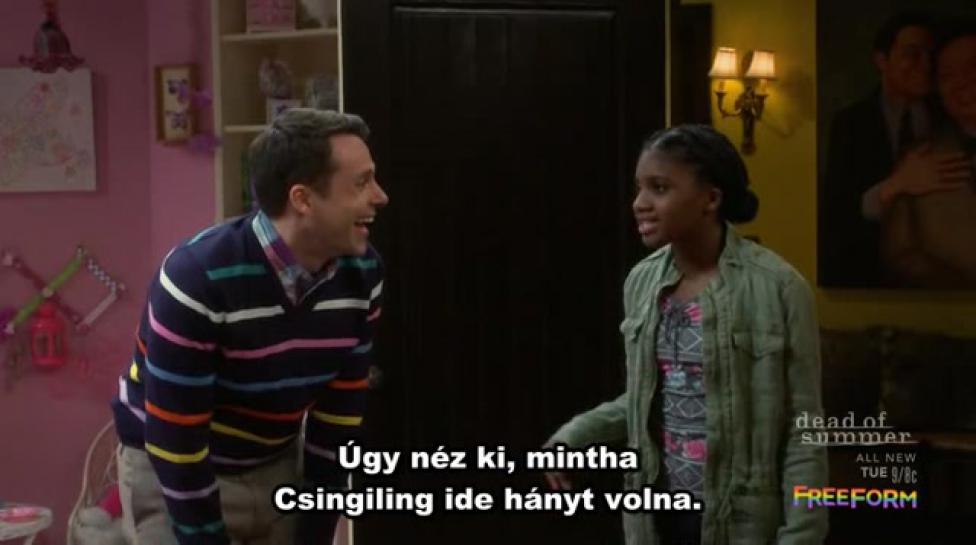 Young & Hungry 4. évad 5. rész (feliratos)