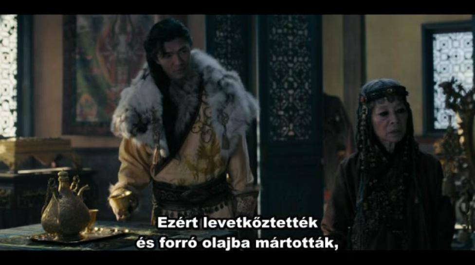 Marco Polo (2014) 2. évad 6. rész (feliratos)