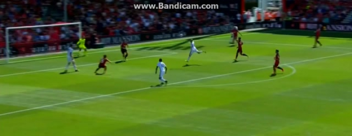 Wayne Rooney Goal - Bournemouth vs Manchester United 1-3