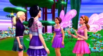 Barbie tündértitok