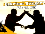 Eskrima: Kés vs Kés (Knife vs Knife) 7/9