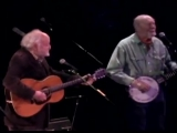 Fred Hallerman and Pete Seeger