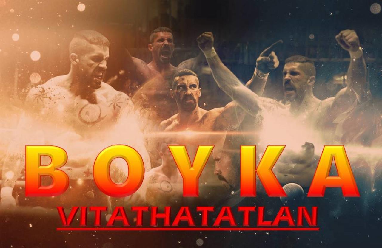 Boyka A Vitathatatlan Indavideo Hu