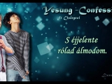 Yesung feat. Chanyeol - Confession (hun sub)