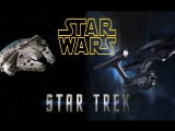 Hollywoodi riválisok - Star Wars kontra Star Trek