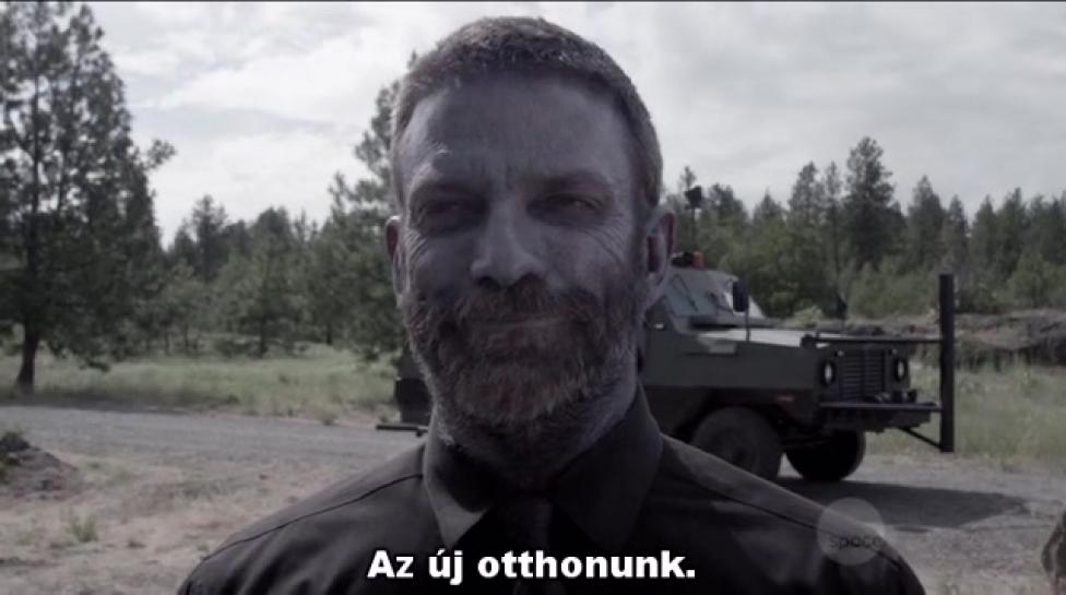 Z, mint zombi 3. évad 3. rész (feliratos)