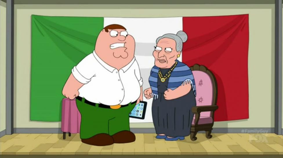 Family Guy 15. évad 2. rész (angol magyar felirattal)