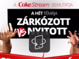 Coca-Cola Tiltorama @ Index app