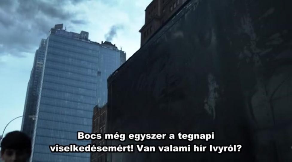 Gotham 3. évad 4. rész (feliratos)