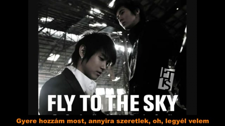 Fly to the Sky Be With You hunsub-magyar felirattal
