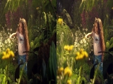 3D Demo - Earth Song - 3D Side by Side (SBS)
