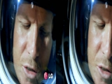 LG 3D Demo - Stratos (Space) - 3D Side by Side...