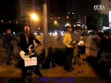 Nanning street band 2014 Nation street tour...