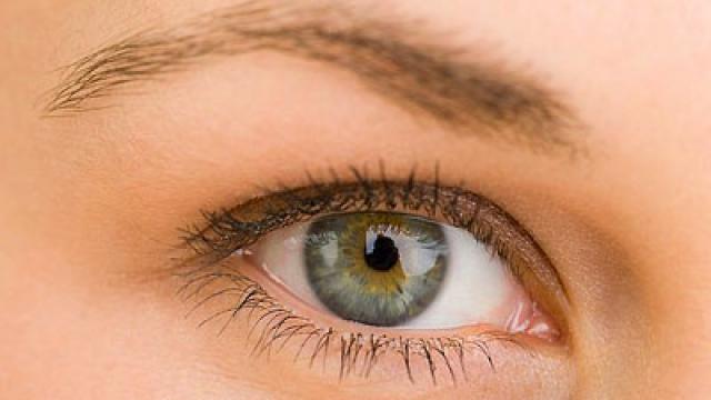 a szem duzzanata csökkent látás