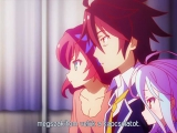 No Game No Life 3.rész