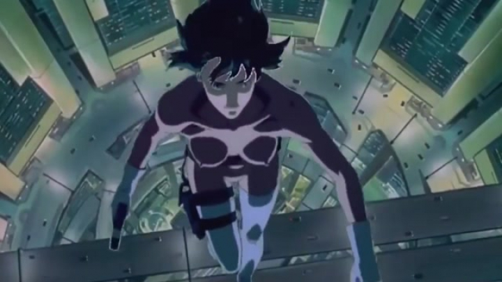Ghost in the Shell Movie Trailer (Anime Version)