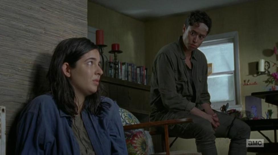 The Walking Dead 7. évad 6. rész (magyarul beszélő)