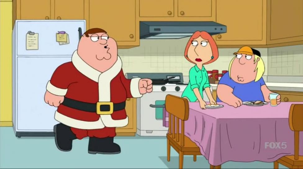 Family Guy 15. évad 9. rész (mgyar felirattal)