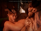 M!Adaar x Iron Bull part III