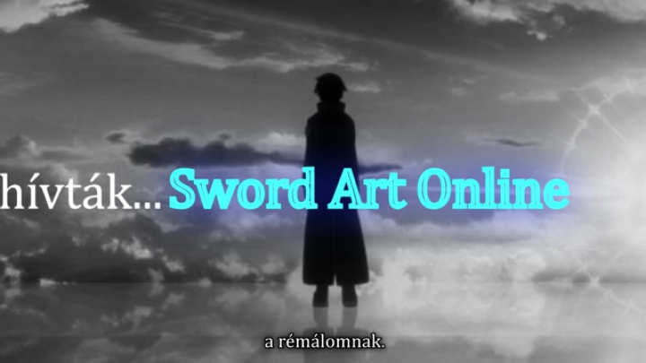 Sword Art Online: Ordinal Scale Trailer 1 [HunSub]