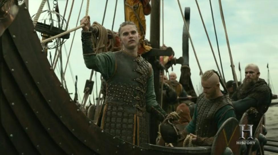 Vikingek 4. évad 16. rész (magyar felirattal)