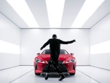 2017 Lexus LC Commercial: Man and Machine -...