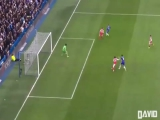 Marcos Alonso Goal - Chelsea vs Arsenal 1-0