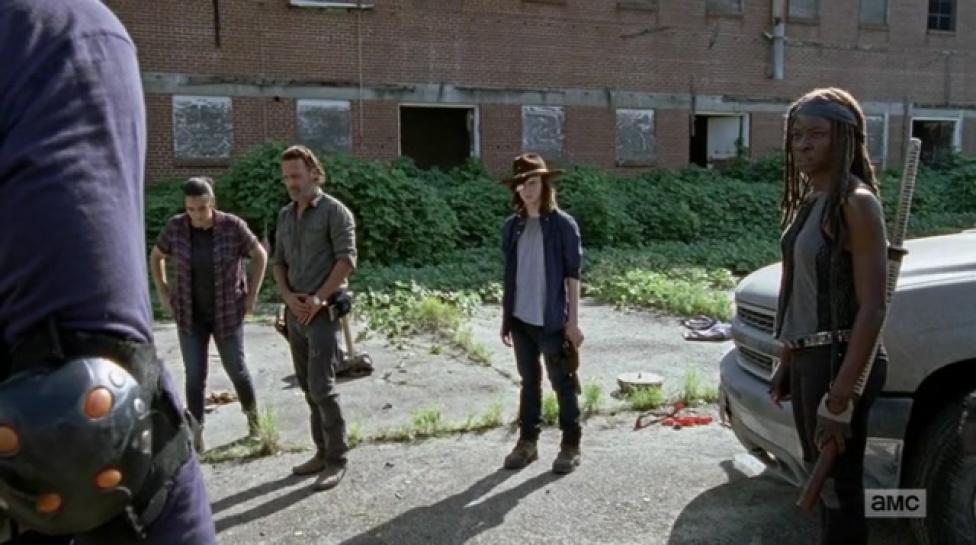 The Walking Dead 7. évad 10. rész (magyarul beszélő)