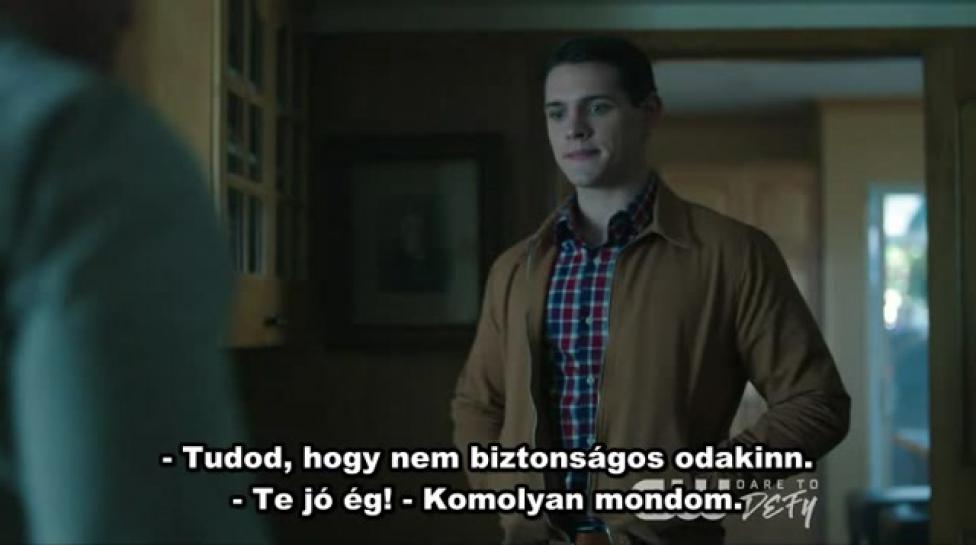 Riverdale 1. évad 4. rész (feliratos)