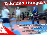 Disznós Imre - First hit stickfight 1. - 14th...