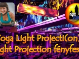 Yoga Light Projecti(on) - Night Projection...