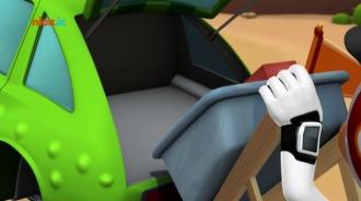 Láng és a szuperverdák-A verda csapatverseny