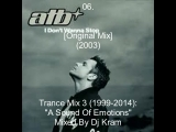 Trance Mix 3 (1999-2014) A Sound Of Emotions...