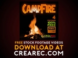CampFire - Free FullHD stock videos