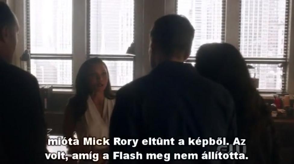 Flash - A Villám 3. évad 21. rész (feliratos)