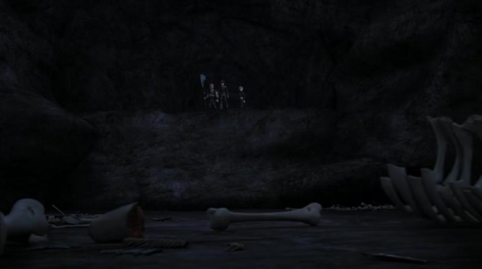 Sárkányok: A Hibbant-sziget harcosai 5. évad 13. rész
