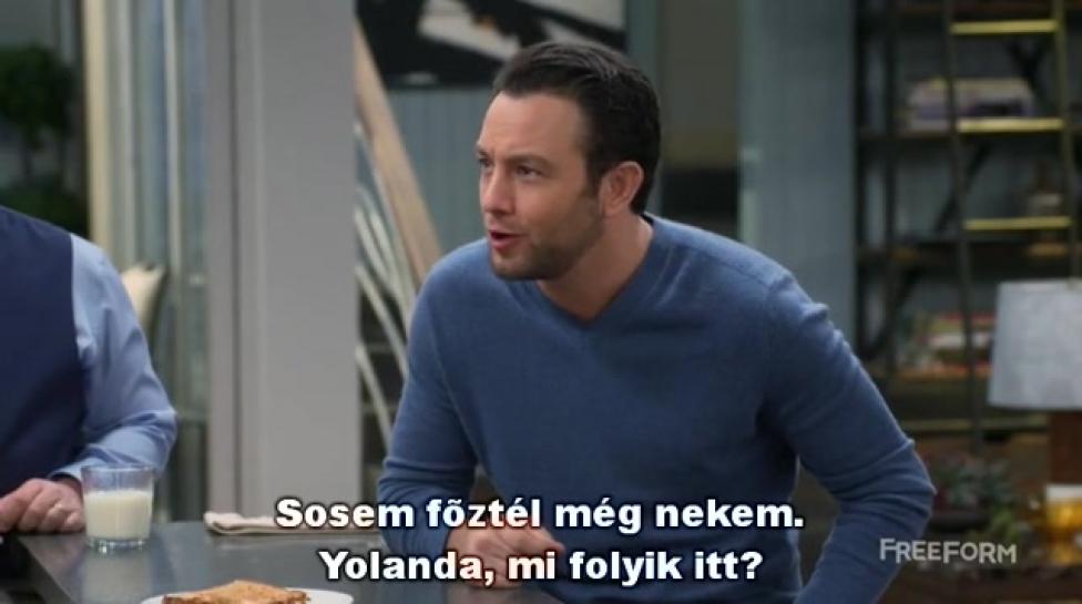 Young & Hungry 5. évad 10. rész (feliratos)