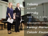 Debussy - Arensky