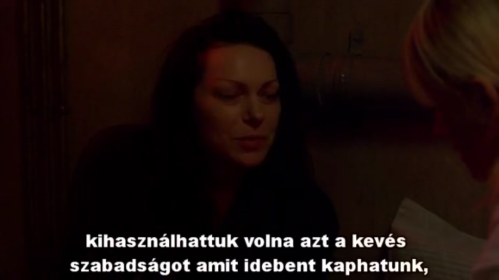 Orange is the New Black 5. évad 12. rész magyar felirattal