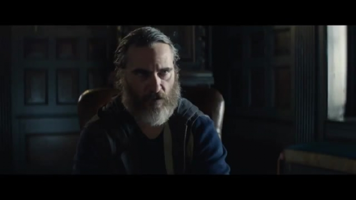 YOU WERE NEVER REALLY HERE  előzetes