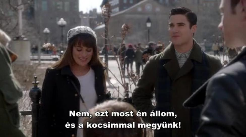 Glee - Sztárok leszünk! 5. évad 14. rész magyar felirattal
