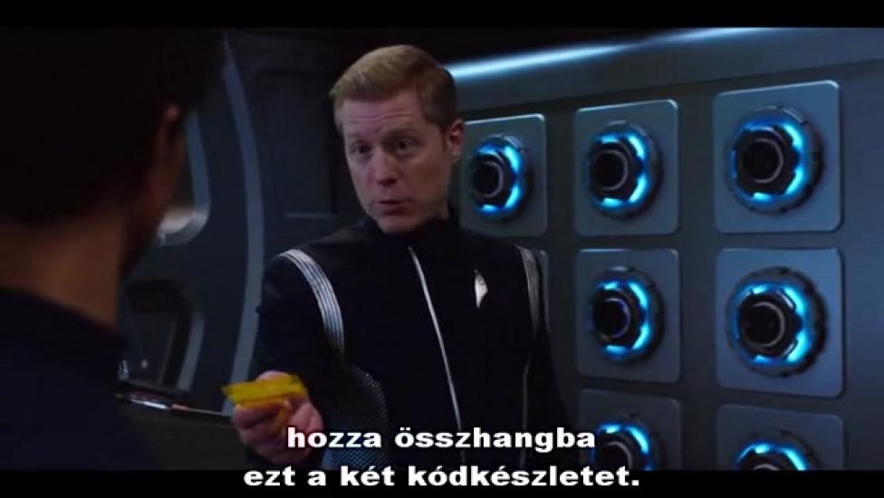 Star Trek: Discovery 1. évad 3. rész magyar felirattal