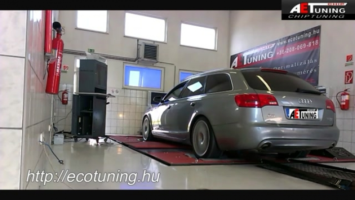 Audi_A6_3.0TDI_233LE_AET_CHIPtuning_Referencia_Video_DYNO