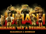 Jumanji: Vár a dzsungel (Jumanji: Welcome to...