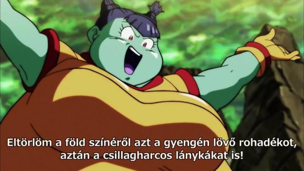 Dragon Ball Super 1. évad 112. rész magyar felirattal