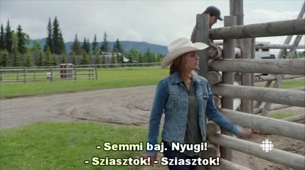 Heartland 11. évad 4. rész magyar felirattal