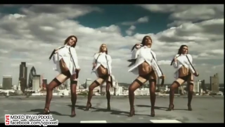 VJ Pixxel - We Love 2000's Dance-Club Video Mix